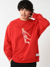 【予約】CULT CLUB / Yung Lenox Crew Neck Sweat