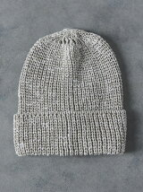 <KIJIMA TAKAYUKI(キジマ タカユキ)> MIX KNIT CAP