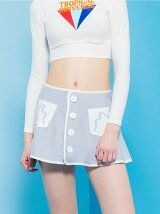 SEA SNAKE SWIM SKIRT