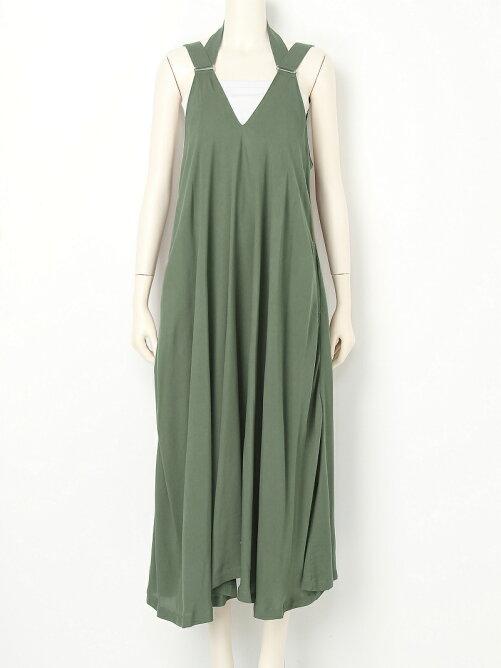 FLARE SLIP DRESS