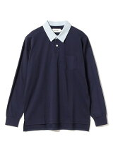 【予約】ALOYE × BEAMS T / Long Sleeve Polo