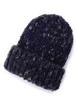 ミックスカラーニット帽