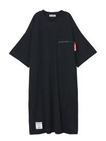【SALE/30%OFF】PATCHWORK DRESS ミルクフェド ワンピース【RBA_S】【RBA_E】【送料無料】