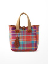 【Brady】MINI CARRYALL CHECK