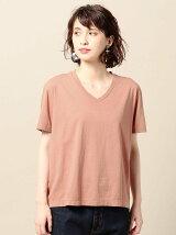 BY TRADITIONAL バイオVネックTシャツ ◇