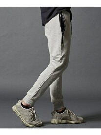 MYE-DO' DESIGN 【U】テック スウェットパンツ マイドゥーデザイン パンツ/ジーンズ スウェットパンツ グレー ブラック【送料無料】