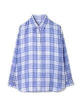 ◆大きいサイズ◆フォルムリバーシブルシャツ