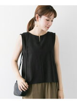 2WAY BLOUSE(NO-SLEEVE)