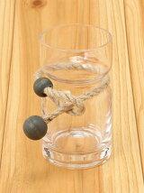 Aarikka oy/SAIMAA ガラスベース S 41 / 花瓶