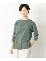 MILFOIL S.JERSEY THIN T-SHIRTS