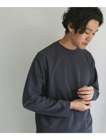 DOORS ダブルフェイスプルオーバー アーバンリサーチドアーズ カットソー Tシャツ【送料無料】