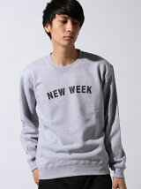 [U]NEW WEEK SWEAT