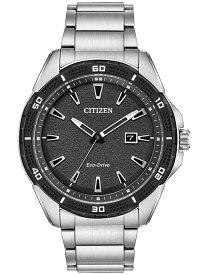DRIVE FROM CITIZEN DRIVE FROM CITIZEN/(M)エコ・ドライブ メタル時計 AW1588-57E シチズン ファッショングッズ 腕時計 ブラック【送料無料】