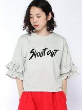 【JUNIOR SWEET】(L)ロックラメスウェット