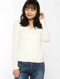 Janiss ベーシックロングTシャツ ジャニス カットソー Tシャツ ホワイト ブラウン レッド グレー ブラック カーキ