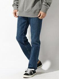 Calvin Klein 【カルバン クライン ジーンズ】 メンズ ジーンズ ストレート カルバン・クライン パンツ/ジーンズ ストレートジーンズ ブルー【送料無料】