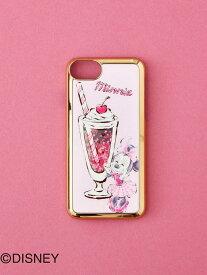 ディズニー・ミッキー&ミニー/iPhone8/7/6/6sケース コクーニスト ファッショングッズ