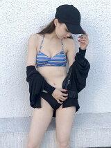 EMODA×ROXY triangle bikini