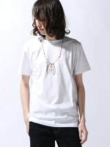 [JOEY FACTORY]フェイクプリントTシャツ