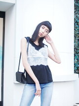 LAYER LACE T/T