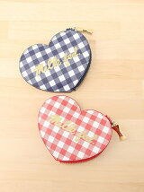 HEART COIN CASE