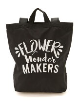 Stand:Flower 2 Way Backpack