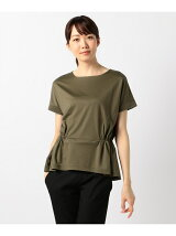 Tencel Plating カットソー