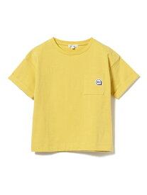 【SALE/30%OFF】B:MING by BEAMS B:MING by BEAMS / ヘビーウェイト ポケット Tシャツ 20SS ビームス ビーミング ライフストア バイ ビームス カットソー Tシャツ イエロー オレンジ グレー ブラック ブルー ホワイト