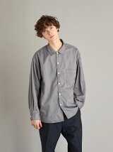 <Steven Alan> TC/WORK TRIPLE-STICH CAMP COLLAR SHIRT/シャツ