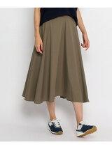 タイプライターロング丈スカート