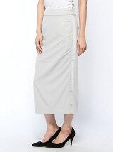 (W)ラインンリタイトスカート