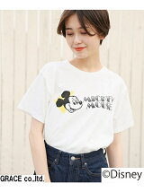 MICKEY*プリントT
