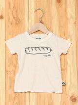 フランスパン半袖Tシャツ/キッズ/夏
