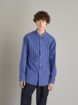<Steven Alan> 80 PIN/OX REGULAR COLLAR SHIRT-LOOSE/シャツ