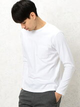 BC HEAVY/W C/N L/S カットソー