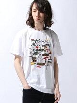 [JOEY FACTORY]刺繍Tシャツ