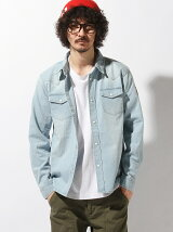 (M)【AZ by junhashimoto】Denim shirt