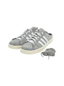 【SALE/10%OFF】adidas Originals キャンパス 80s ミュール [CAMPUS 80s MULE] アディダスオリジナルス アディダス シューズ スニーカー/スリッポン グレー【送料無料】