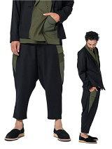 Kevin cropped slacks
