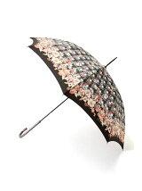 フローラルツィード傘