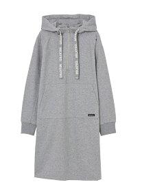 【SALE/50%OFF】LOGO TAPE DRESS ミルクフェド ワンピース【RBA_S】【RBA_E】【送料無料】