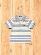 (K)Boys ボーダーポロシャツ (半袖)