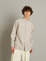 <Steven Alan> 40 CMPT SINGLE NEEDLE BOX SHIRT-BOLD/シャツ