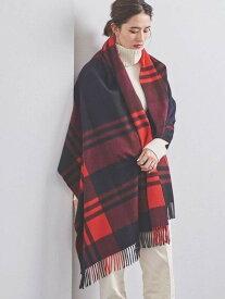 <JoshuaEllis(ジョシュアエリス)>CHECKストール★† ユナイテッドアローズ ファッショングッズ【送料無料】