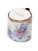 ブルートゥース スピーカー rienda「BLUETOOTH SPEAKER/ロージー」ワイヤレス ポータブル 花柄