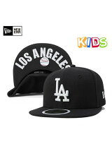 KIDS 59FIFTY CAP MLB LOS ANGELES DODGE●