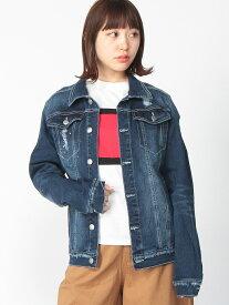 【SALE/20%OFF】(W)AZ by junhashimoto/Crash Jean jacket テットオム コート/ジャケット【RBA_S】【RBA_E】【送料無料】