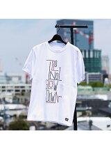 【Keiichi Tamura】DO NOT SLOW DOWNプリント Tシャ