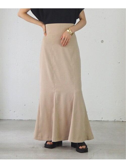 ティップトッププラスポケットのマーメイドスカート