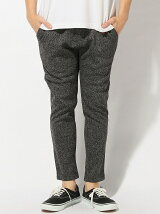 (M)【GRAMICCI グラミチ】BONDING KNIT FLEECE SLIM PANTS